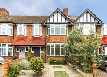 Thumbnail 4 bed terraced house to rent in Park View, London