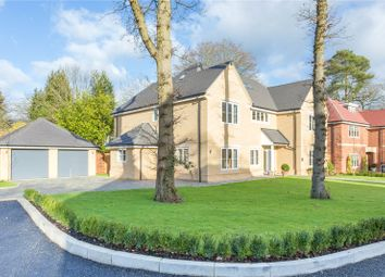 Thumbnail 5 bedroom detached house for sale in Glade In The Spinney, Gerrards Cross, Buckinghamshire