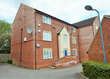 Thumbnail 1 bed flat to rent in Kirkwood Grove, Medbourne