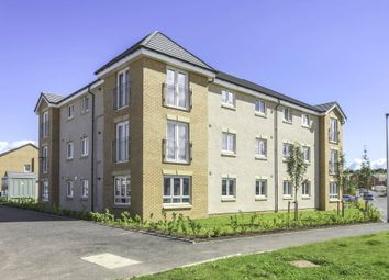 Thumbnail 2 bed flat for sale in 2/11 Milligan Drive, The Wisp, Edinburgh