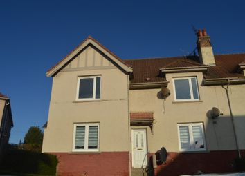 Thumbnail 3 bed flat to rent in Myrtle Crescent, Kirkcaldy, Fife