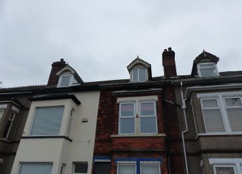 Thumbnail 3 bedroom flat to rent in Harrington Street, Cleethorpes