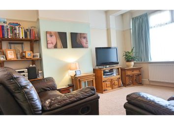 Thumbnail 3 bed terraced house for sale in Cranborne Avenue, Surbiton