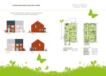 Thumbnail 3 bed semi-detached house for sale in Holywell Road, Wincobank, Sheffield