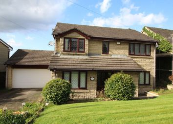 Thumbnail 4 bed detached house for sale in The Shaw, Glossop