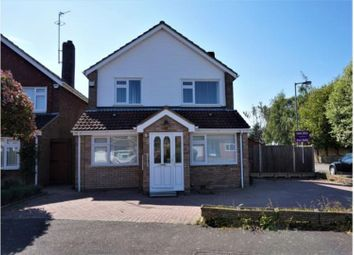 Thumbnail 4 bed detached house to rent in Felstead Way, Luton