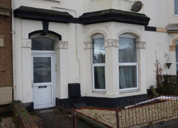 Thumbnail 2 bed flat to rent in Tothill Road, Plymouth