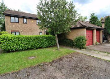 Thumbnail 3 bed detached house for sale in Brayton Court, Shenley Lodge, Milton Keynes