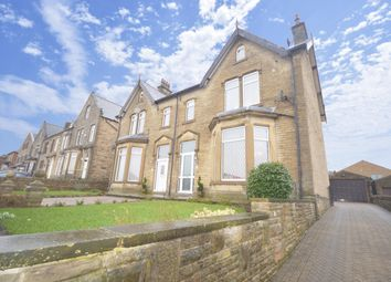 Thumbnail 8 bed detached house for sale in Headfield Road, Savile Town, Dewsbury