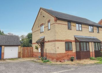 Thumbnail 3 bed semi-detached house for sale in Mander Way, Cambridge