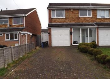 Thumbnail 3 bed end terrace house for sale in Clent View Road, Bartley Green, Birmingham, West Midlands