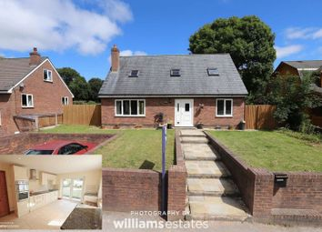 Thumbnail 3 bed detached house for sale in Cefn Bychan Woods, Pantymwyn, Mold
