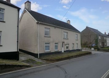 Thumbnail 4 bedroom detached house for sale in Bow, Crediton