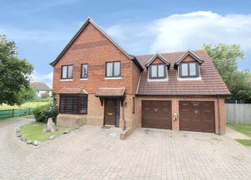 Thumbnail 4 bed detached house for sale in Homelands Close, Sellindge, Ashford
