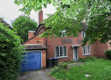 Thumbnail 3 bed semi-detached house for sale in Middle Park Road, Bournville Village Trust, Selly Oak