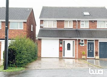 Thumbnail 3 bedroom semi-detached house for sale in 28 Lynval Road, Brierley Hill