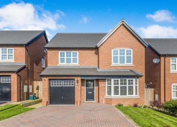 Thumbnail 4 bed detached house for sale in Georges Place, Beeston, Tarporley, Cheshire