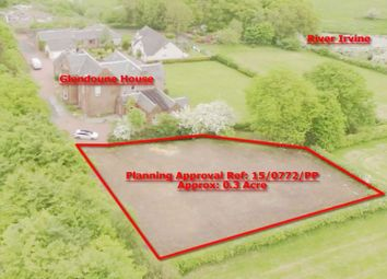 Thumbnail Land for sale in Glendoune House, Plot B, Crookedholm KA36Jx