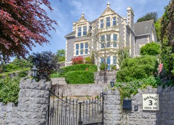 Thumbnail 6 bed detached house for sale in Cecil Road, Weston-Super-Mare