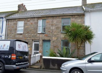 Thumbnail 3 bed terraced house for sale in Mount Pleasant, Hayle