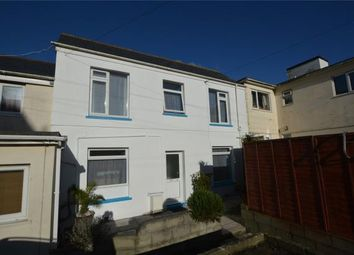 Thumbnail 2 bed terraced house for sale in Pentrevah Court, 50-52 Tower Road, Newquay, Cornwall