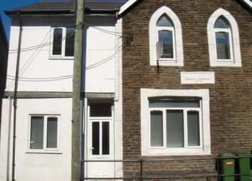 Thumbnail 8 bed end terrace house to rent in Wood Road, Treforest, Pontypridd