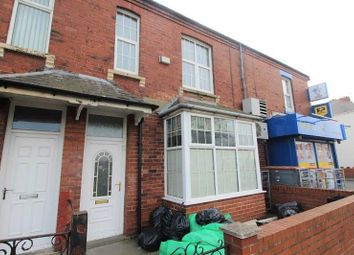 Thumbnail 3 bedroom terraced house to rent in Plessey Road, Blyth
