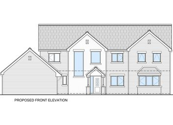 Thumbnail 5 bed detached house for sale in Booths Hall Way, Worsley, Manchester
