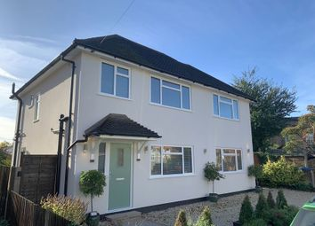 Thumbnail 4 bed detached house for sale in Strode Street, Egham