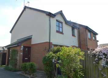 Thumbnail 1 bedroom end terrace house to rent in Colborne Close, Baiter Park, Poole