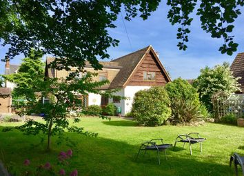 Thumbnail 4 bed detached house for sale in Manor Way, Lee-On-The-Solent