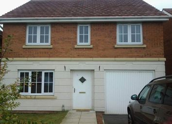 Thumbnail 4 bed detached house to rent in Chestnut Drive, Darlington