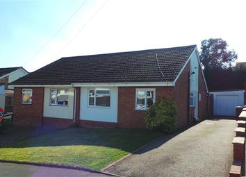 Thumbnail 2 bed semi-detached bungalow for sale in Beechcroft Crescent, Streetly, Sutton Coldfield