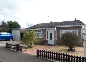 Thumbnail 2 bed detached bungalow for sale in Park Road, Halesworth