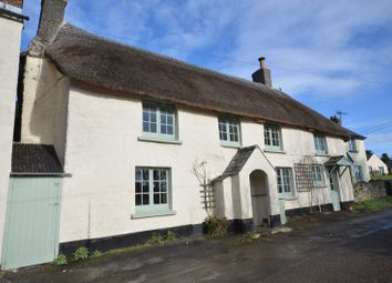 Thumbnail 4 bed cottage for sale in Drewsteignton, Exeter