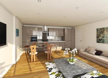 Thumbnail 2 bedroom flat for sale in Queensway Apartments, 1-11 Queensway, Bletchley