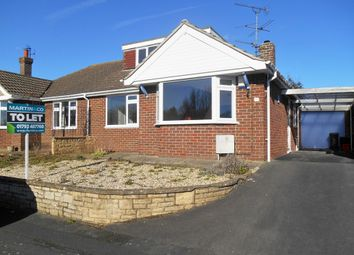 Thumbnail 2 bed semi-detached bungalow to rent in Riverdale Close, Swindon