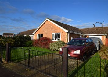 Thumbnail 3 bed bungalow for sale in Meakers Way, Huttoft