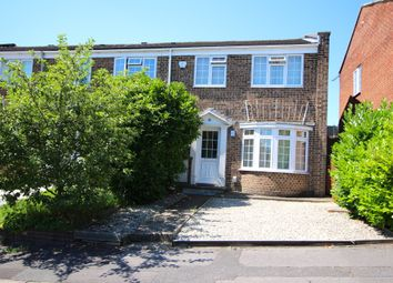 Thumbnail 3 bed end terrace house to rent in Lynwood, Guildford, Surrey