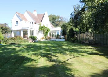 Thumbnail 4 bed detached house for sale in Les Varines, St Saviour