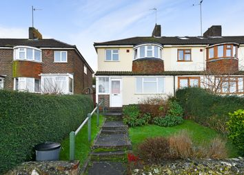 Thumbnail 3 bed semi-detached house for sale in Malling Down, Lewes