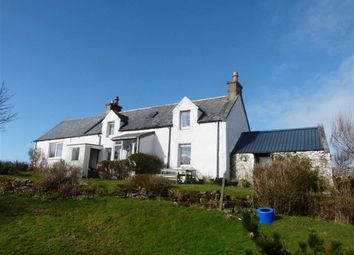 Thumbnail 3 bed cottage for sale in Burnside, Raffin, Stoer, Lochinver
