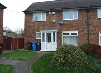 Thumbnail 2 bed end terrace house for sale in Nestor Grove, Hull