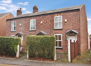 Thumbnail 3 bed end terrace house to rent in Hawthorn Street, Wilmslow