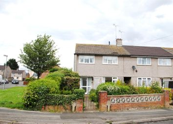 Thumbnail 3 bedroom end terrace house for sale in Denholme Road, Park, Swindon