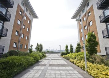 Thumbnail 1 bed flat to rent in Fishguard Way, Royal Docks, London