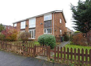 Thumbnail 2 bed flat to rent in Longholme Road, Carlisle