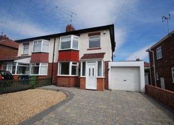 Thumbnail 3 bed semi-detached house for sale in Mill Lane, Hebburn