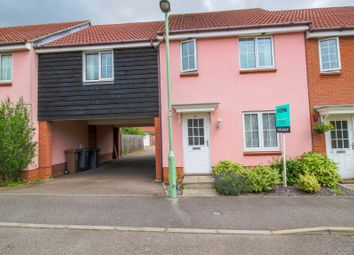 Thumbnail 4 bed terraced house for sale in Spindler Close, Kesgrave, Ipswich