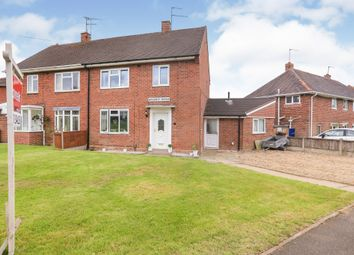 3 bed semi-detached house for sale in Wolverley Avenue, Penn, Wolverhampton WV4